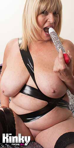 Extreme Granny Domination - Read More